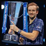 Nitto ATP Finals London 2020