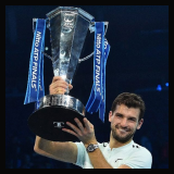 Nitto ATP Finals London 2017