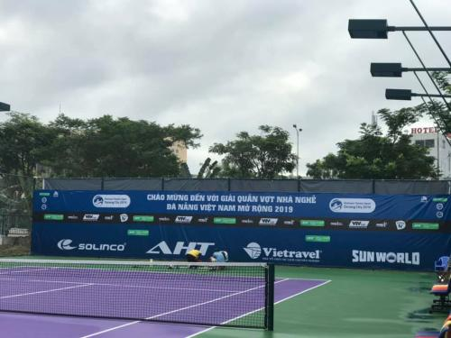 Vietnam Tennis Open Danang City