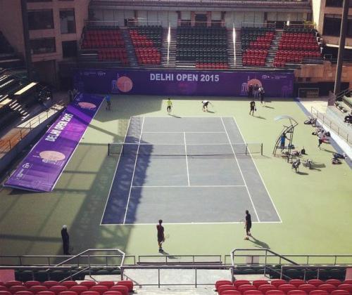 Delhi Open