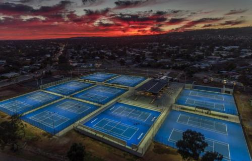 City of Playford Tennis International