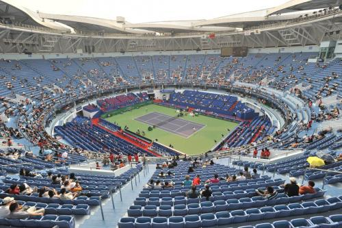 Road to the Shanghai Rolex Masters