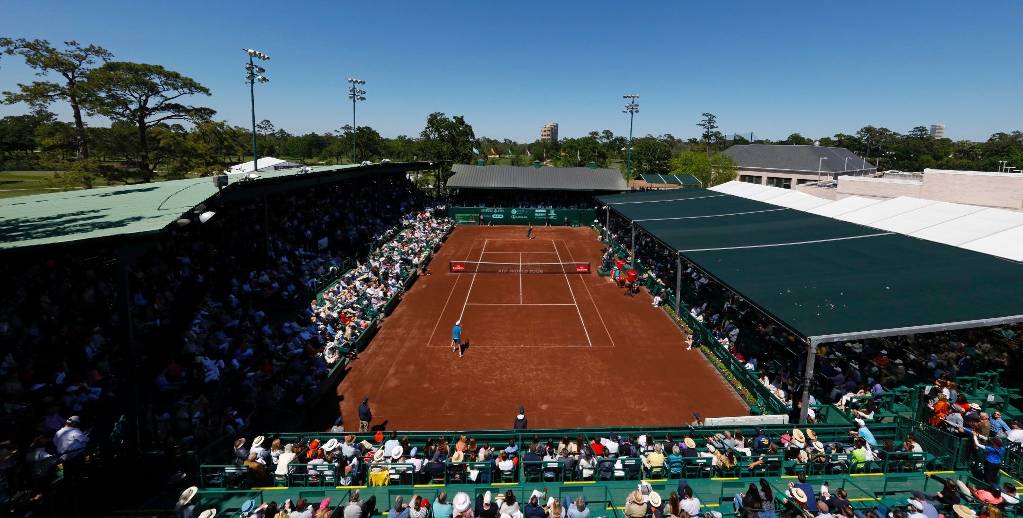 Fayez Sarofim Co U S Men S Clay Court Championship Tennis Forecast