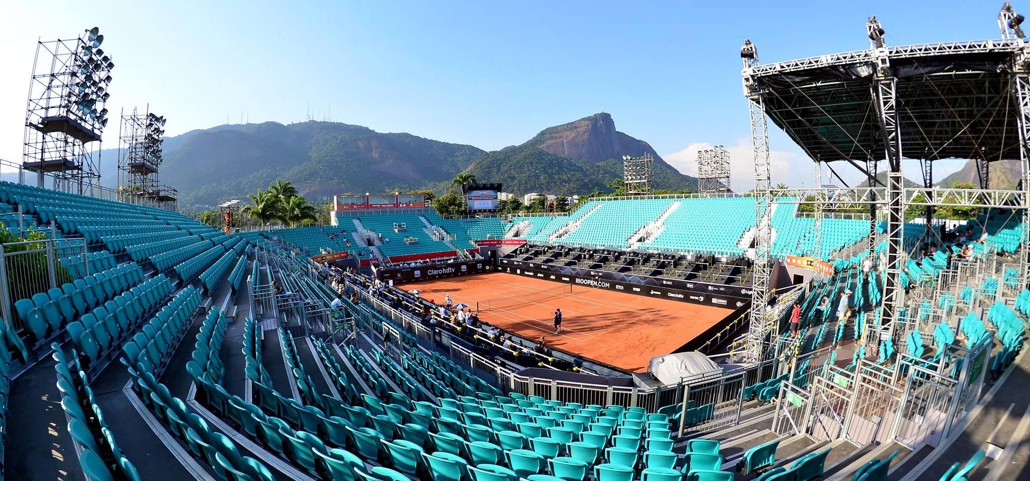 Rio open presented by claro tennis forecast for Miroir club rio de janeiro