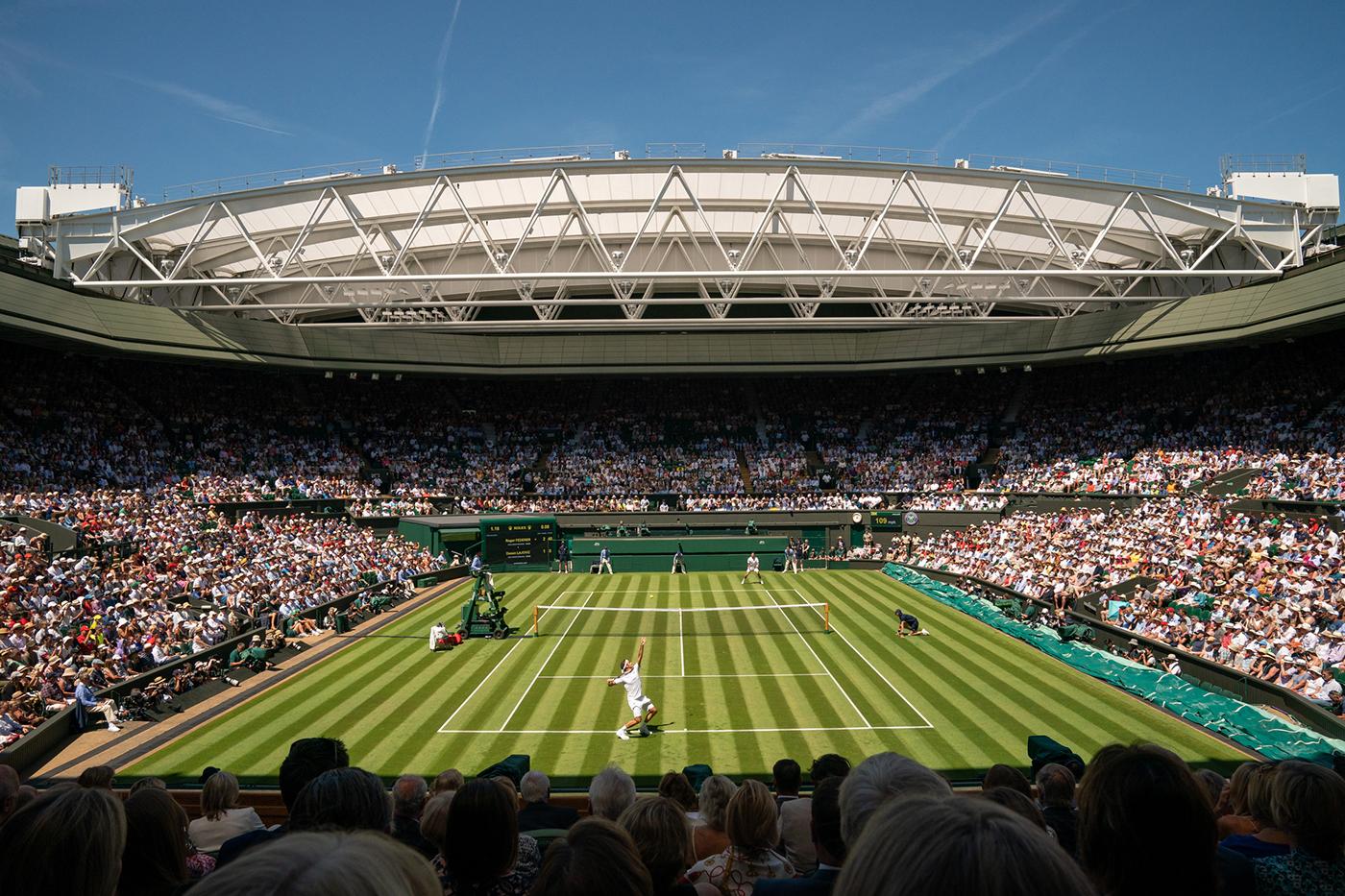Wimbledon Finale Herren 2020