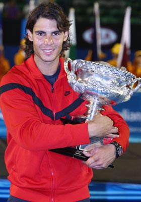 2009 Australian Open – Men's singles final - Wikipedia